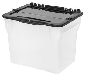 Split-Lid File Box