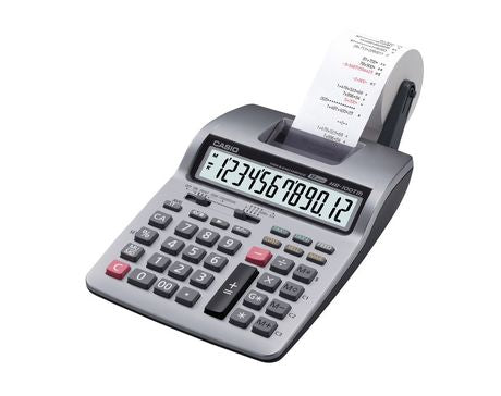 Casio HR‑100TM Printing Calculator