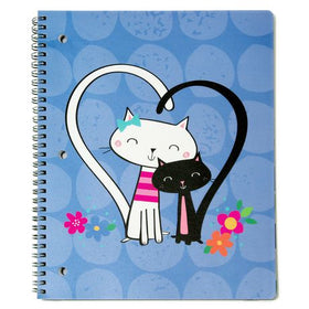 Furrytail 1 Subject Notebook