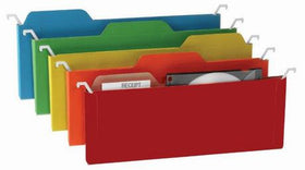 Mini Assorted Hanging File Folder