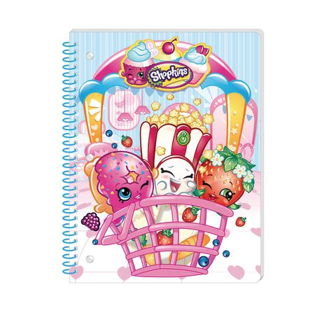 "10.5"" x 8"" Subject Notebook"