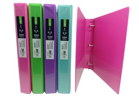 "Durable View 1"" Fashion Binder"