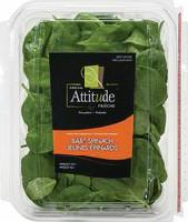 Fresh Attitude Prewashed Baby Spinach