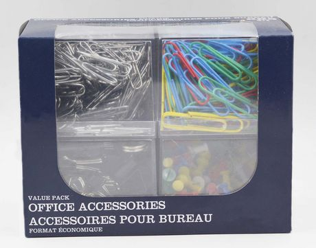 100 % Metal Office Accessory Value Set