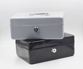 100 % Steel Basic Cash Box