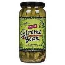 The Extreme Bean Garlic and Dill Pickled Beans