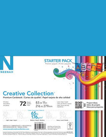 Creative Collection 18-Colors Premium Cardstock