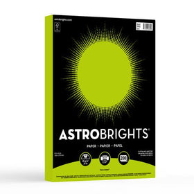 Astrobrights Terra Green Colour Paper