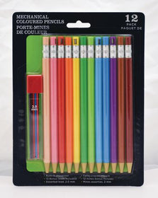 Mechanical Coloured Pencils