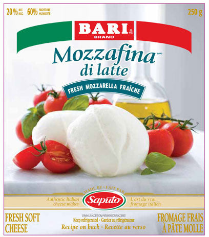 Mozzafina Di Latte Mozzarela Cheese
