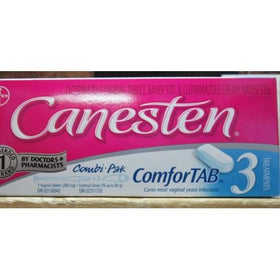 Canesten 3 Day Combi Pack