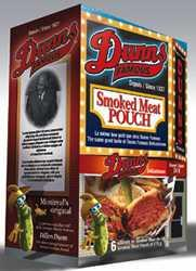 Smoked Meat Pouches