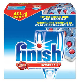 All-in-1 Powerball Dishwasher Detergent