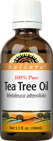 Tea Tree Oil With Book