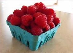Whole Raspberries