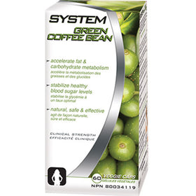 System Green Coffee Bean
