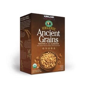 Ancient Grains - Almond Granola
