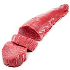 Beef Tenderloin Whole