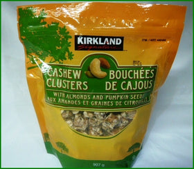 Cashew Clusters