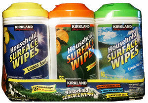 Disinfectant Wipes Variety Pack