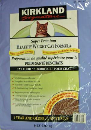 Healthy Weight Cat Food