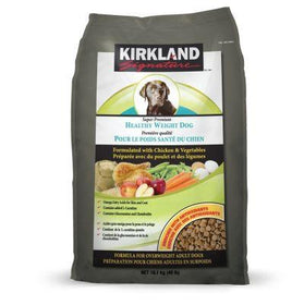 Healthy Weight Dog Food Chicken & Vegetables
