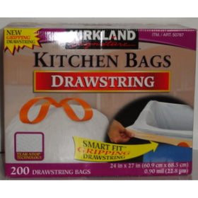 "Kitchen Bags 24"" x 27"""
