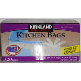 "Kitchen Bags 20"" x 19.5"""