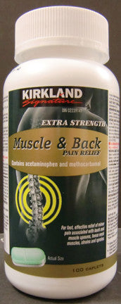 Muscle + Back Pain