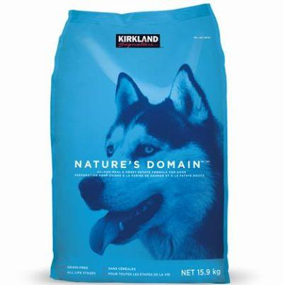 Nature Domain Dog Food (Salmon & Sweet Potatoes)