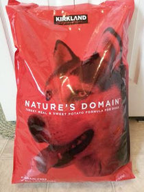 Nature's Domain Dog Food Turkey & Sweet Potatoes
