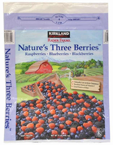 Nature's Three Berries