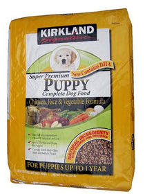 Puppy Food Chicken & Rice