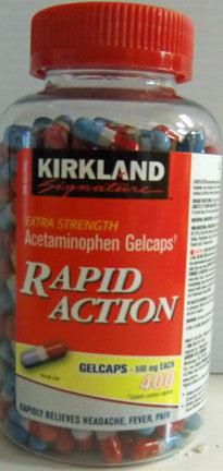 Rapid Action 500 mg
