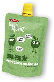 Go Go Squeez Apple