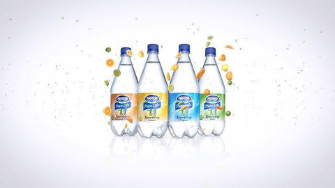 Flavoured Water Splash Variety Pack