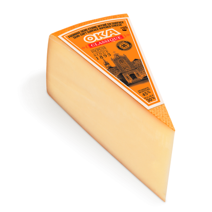 Semi-Soft Surface Ripened Cheese