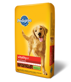 Vitality Plus Dog Food Original Flavor