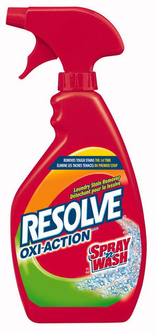 Oxi Action Laundry Stain Remover
