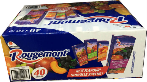 Rougemont Assorted Juices