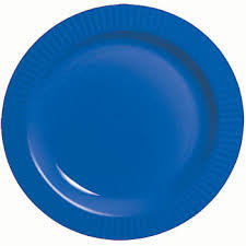 Plastic Plates 2 Sizes
