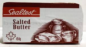Butter Salted