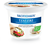 Tzatziki Greek Yogurt Dip