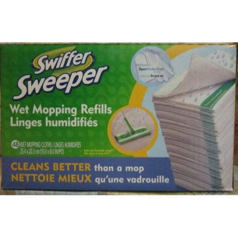 Wet Mopping Refills