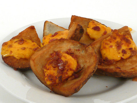 Potato Skins Cheese & Bacon