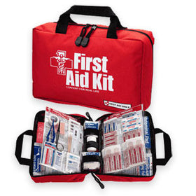 First Aid Kit + Trauma Kit
