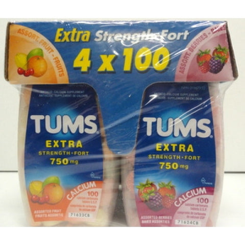 Tums Extra Fruits & Berries