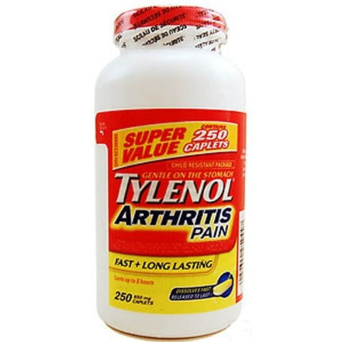 Arthritis Acetaminophen 650 mg