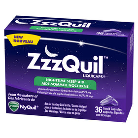 Night Time Sleep Aid