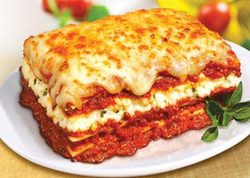 Meat Lasagna With 4 Cheeses 2pkg